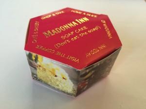 Madonna Inn soap